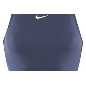 Nike Swim Water Polo Solids Bañador Mujer, midnight navy